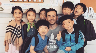 Korean kids 1