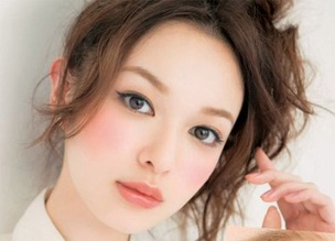 Model Japanese Bridal model 1