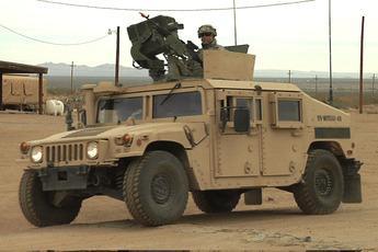 Humvee 4443