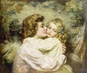 English child & Mother 2
