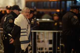 Rabbi anti-Trump arrested