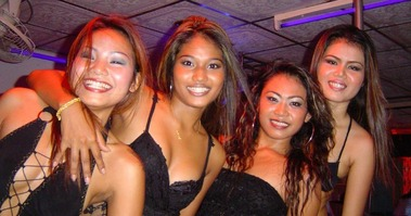Thailand bar girls 1