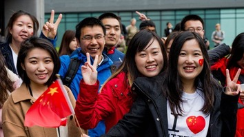 Chinese students 1