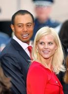 Tiger Woods & Elin 2