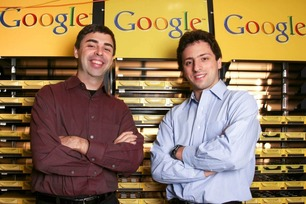 Sergey Brin & Larry Page 2