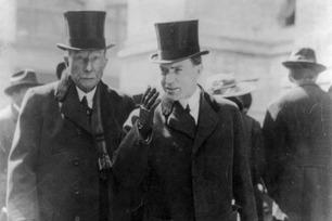 John D. Rockefeller , Sr & Jr 003