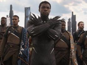 Wakanda Forever salute 2