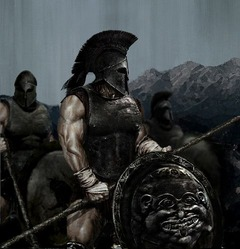 Ancient Spartan 1
