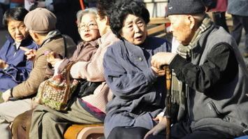 Japan aging society 2