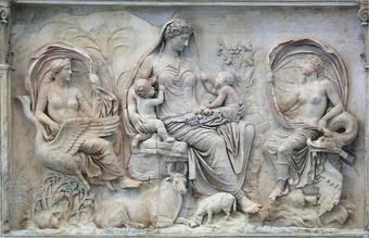 Roman Deities 1