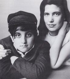 Susan Sontag & David 1