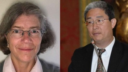Nellie Ohr & Bruce