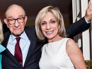 Alan Greenspan & Andrea