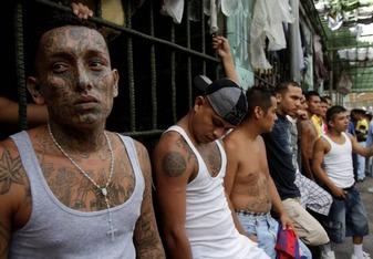 Hispanic gangs 2