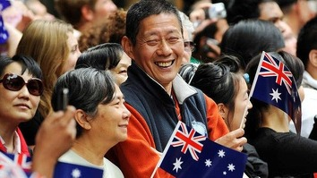 Chinese immigrants in Australia 2