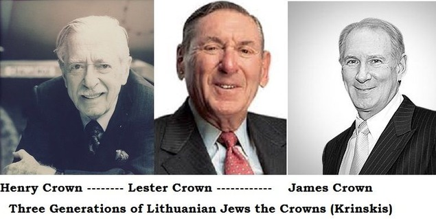 Henry & Lester & James Crown