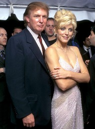 Donald Trump & Marla Maples 1