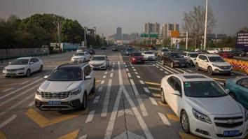 China lockdown lifted