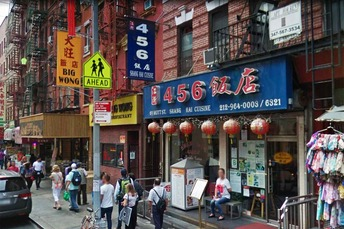 Chinatown in NY 02