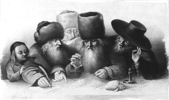 Jewish Merchants 1