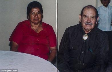 Jose Maria Garnica & Second wife