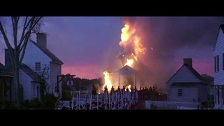 Patriot church burning 2
