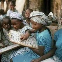 African Muslim children 2