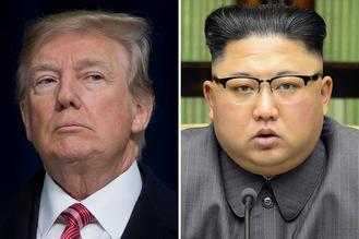 Kim Jong Un & Trump