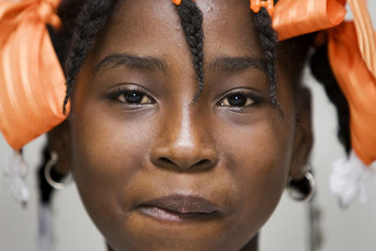adopted black girl 222