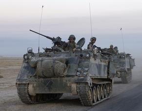 M113 vehicle 2004