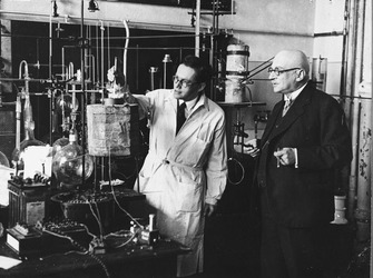 Fritz Haber & Farkas 1