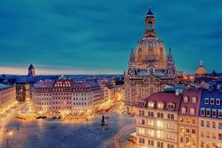 Dresden Germany 1