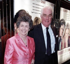 Hugh Grant parents