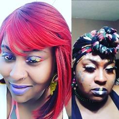 Black woman 321