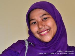 Indonesian woman 1