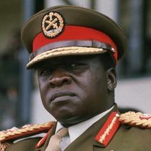 Idi Amin ofUganda