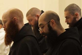 Benedictine monks 2