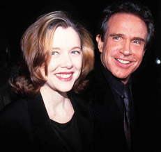 Annette Bening Warren Beatty 1
