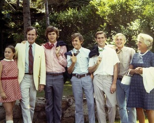 Bush family 2