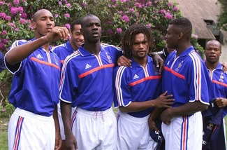 French football players 1