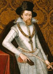 James I King of England