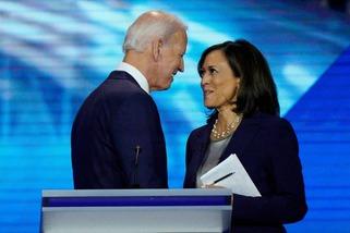 Kamala Harris & Joe Biden 1