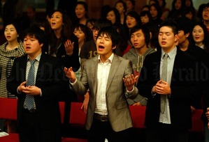 Korean Christians 5