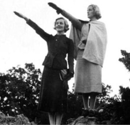 Diana & Unity Mitford 1