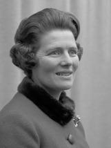 Mary Soames Churchill