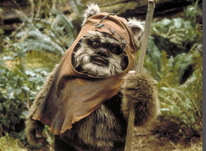 Star Wars Ewok 1