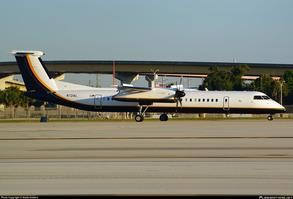 DOJ N721AL airplane