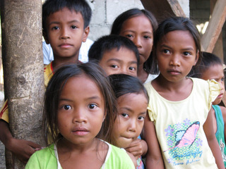 Filipino children 4