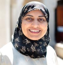 Muslim woman 111