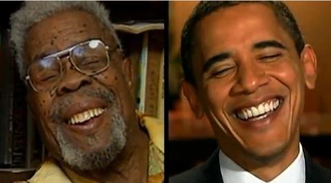 Frank Davis Barak Obama